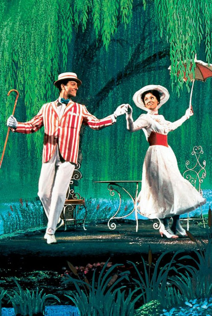 Supercalifragilistic-Endometriosis illustrated by an image from Mary Poppins
